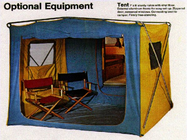 & Tents for Breadloaves